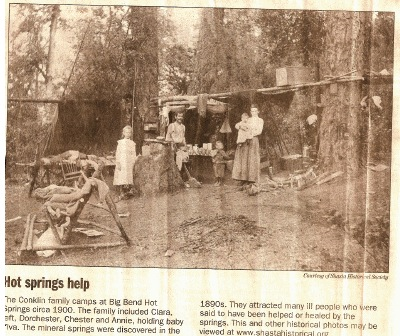 BBHS 1909 Camp News
