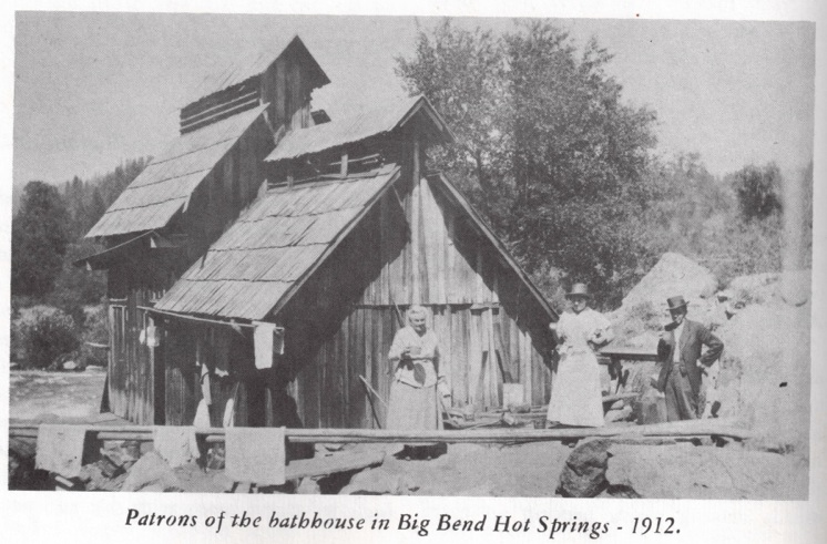 BBHS Old Bath House 1912