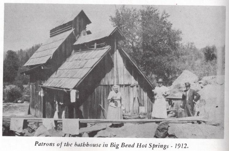 BBHS Old Bath House 1912