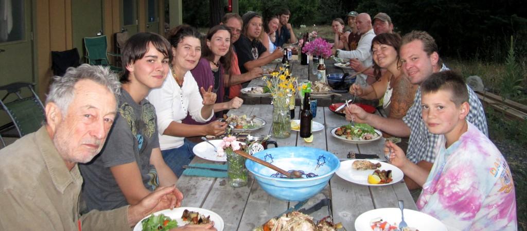 BBHSP Staff Dinner