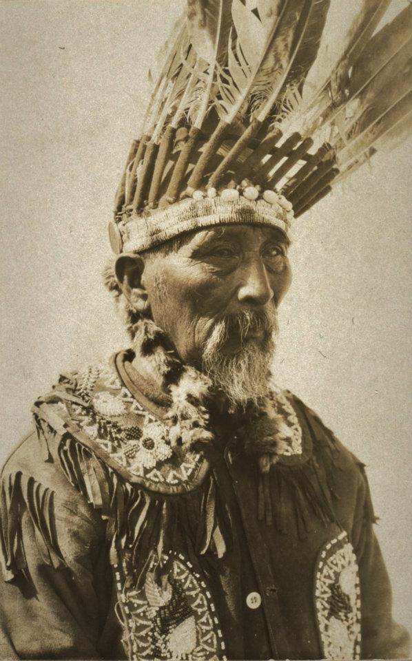 Madesi Istet Woiche (aka William Hulsey) 1923